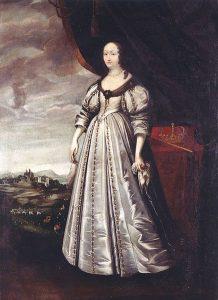 Królowa Polski Maria Luiza Gonzaga